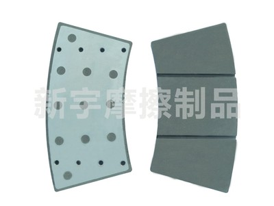 PSZ-75 drawwork parts Brake pads for drilling rig