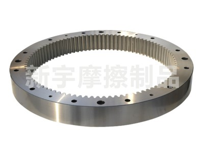 ATD driving ring gear of push plate clutch